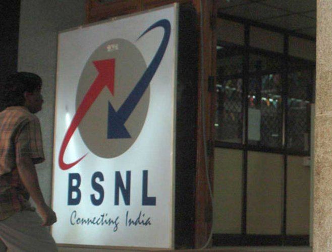 Bharat Sanchar Nigam Ltd (BSNL) on Monday said that it has released salaries of employees for payment for the month of July. (DH File Photo)