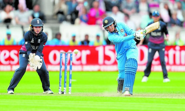 Veda Krishnamurthy is fighting to regain her place in the Indian women's squad. File Photo