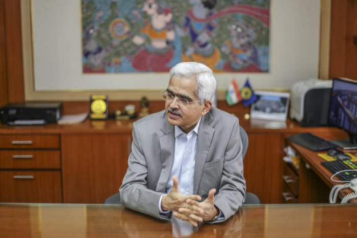 The Monetary Policy Committee headed by RBI Governor Shaktikanta Das Monday started deliberations on the third bi-monthly policy review of the current financial year. DH Photo