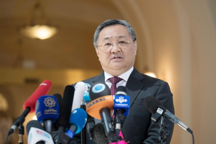 """Fu said China was particularly concerned about announced plans to develop and test a land-based intermediate-range missile in the Asia-Pacific """"sooner rather than later,"""" in the words of one US official. Reuters file photo"""