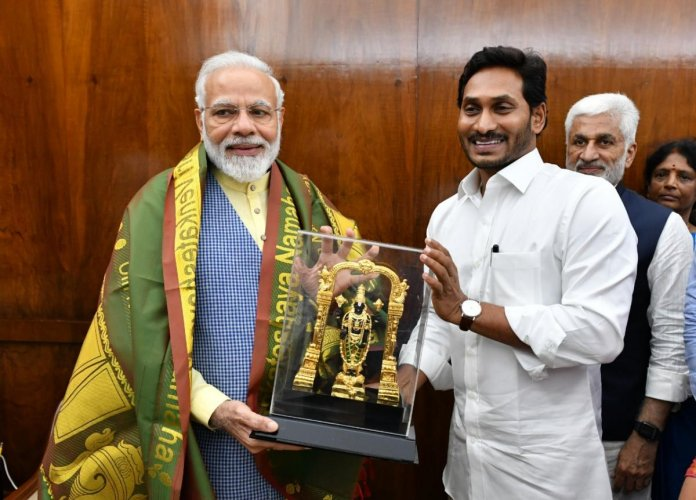 Sources in the CMO said that Reddy told PM Modithat the previous TDP government was irrational and outlandish in signing Power Purchase Agreements (PPAs) of renewable energy, which has caused a huge burden on the exchequer of State.