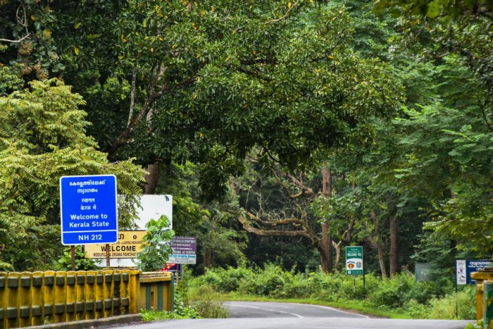 Karnataka and Tamil Nadu supported the ban in order to protect the wildlife and ecology while Kerala resisted it, saying the restriction on traffic affected tourism, trade, health and business. DH file photo