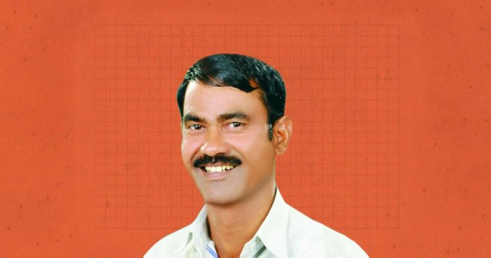 hatauli MLA Vikram Singh Saini. (File Photo)
