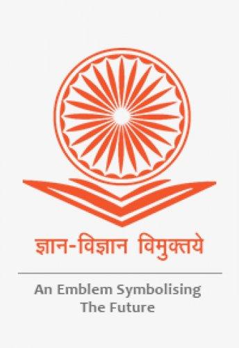 Logo of UGC. DH Photo