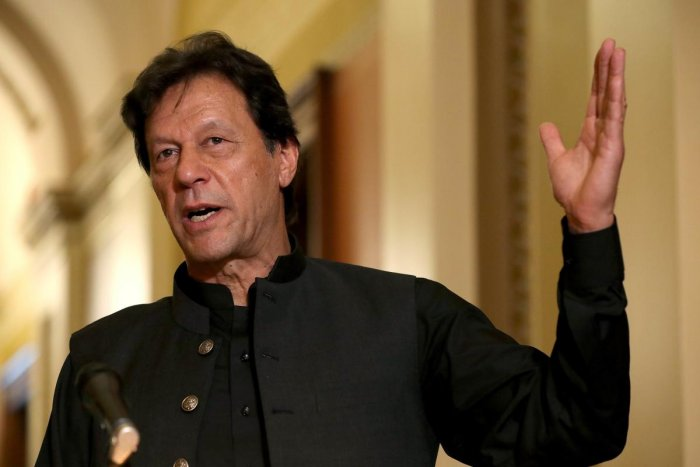 Pakistan Prime Minister Imran Khan (AFP File Photo)