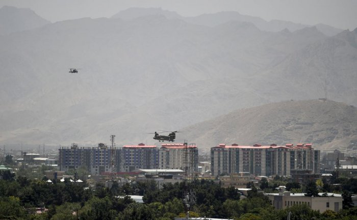 The car bomb exploded near the entrance of a police station in western Kabul around 9:00 am (0430 GMT), interior ministry spokesman Nasrat Rahimi said. (AFP File Photo for Representation)