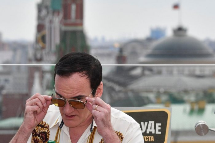 Quentin Tarantino (AFP Photo)
