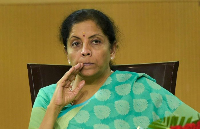 Finance minister Nirmala Sitharaman had announced the government's intent to raise part of its gross borrowings from overseas capital markets in the 2019 Union Budget (PTI Photo)