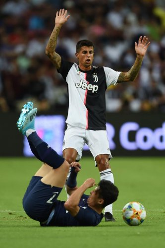 City will pay a net fee of 28 million euros ($31 million) with Cancelo's move valued at 65 million euros and Danilo costing 37 million euros. (AFP File Photo)
