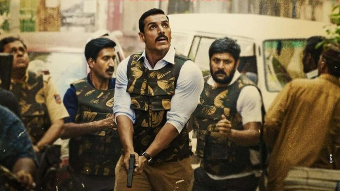 The Delhi High Court on Friday declined to entertain a PIL seeking to stop the release of the film Batla House, which is slated to hit theatres on Independence Day, as the petitioner had not seen the movie.