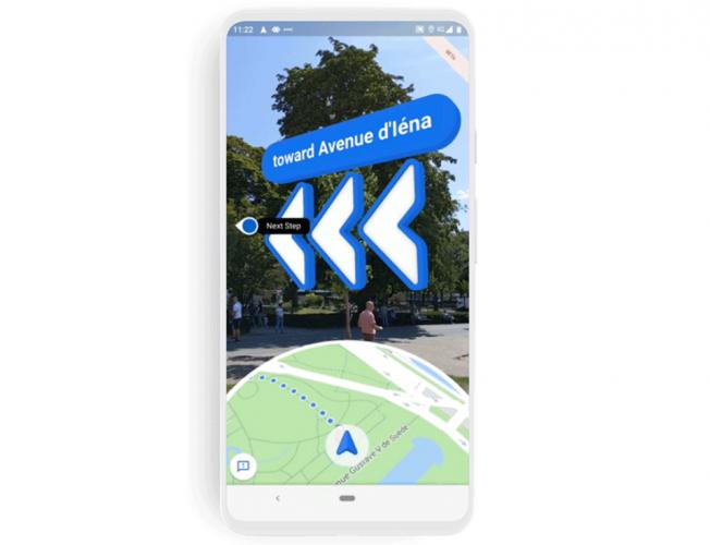New update makes Google Maps best travel companion app ... on google maps update, google maps screenshot, google maps path,