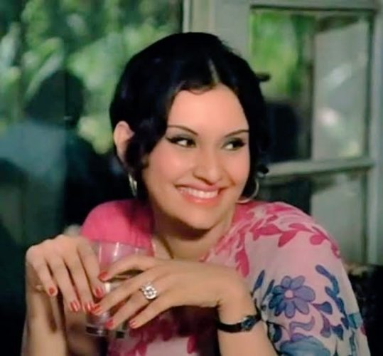 Veteran actor Vidya Sinha is admitted at a suburban hospital here reportedly due to breathing problems. (File Photo)