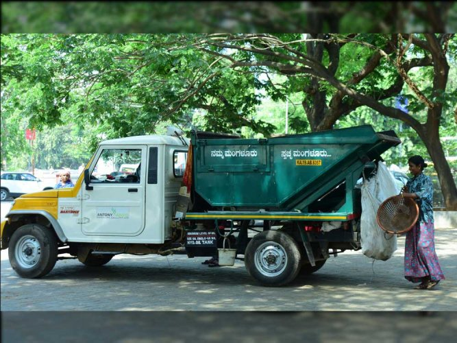 With Bengaluru spiralling towards a garbage crisis, waste segregation and proper garbage disposal have become the need of the hour.  DH file photo