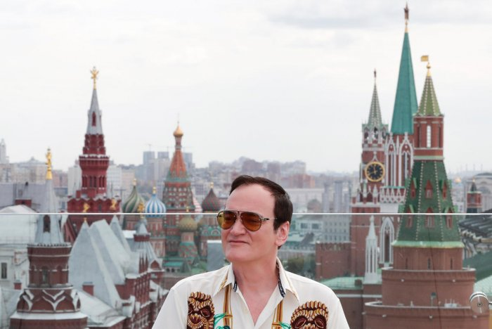 Tarantino has been quite vocal about his retirement plans as he previously made it clear that his career would not stretch beyond 10 movies. (Reuters photo)
