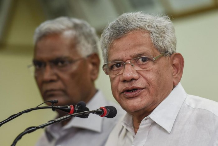 Yechury, who was not allowed to step out of Srinagar airport on Friday after he landed there with his CPI counterpart D Raja, said he had informed Governor Satya Pal Malik about his visit to the state to meet senior CPI(M) MLA Yusuf Tarigami, who was not