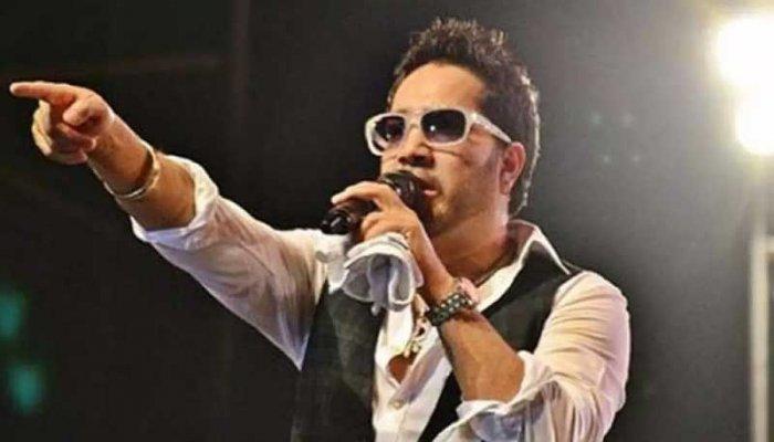 Indian singer Mika Singh