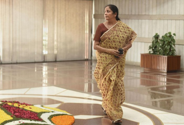 Finance Minister Nirmala Sitharaman (PTI Photo)