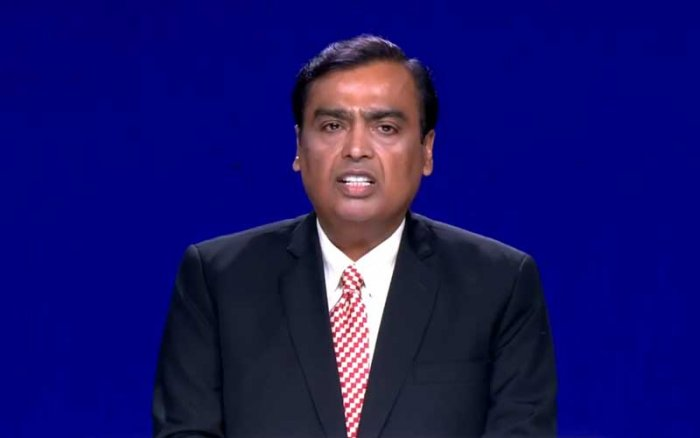 """""""We expect to""""We expect to complete transactions with Saudi Aramco and BP within this financial year. These are expected to generate inflow of Rs 1.15 lakh crore,"""" Mukesh Ambani said at Reliance Industries' 42nd annual general meeting here. complete transactions with Saudi Aramco and BP within this financial year. These are expected to generate inflow of Rs 1.15 lakh crore,"""" he said at Reliance Industries' 42nd annual general meeting here."""