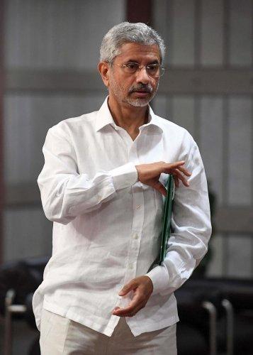 S Jaishankar (AFP File Photo)