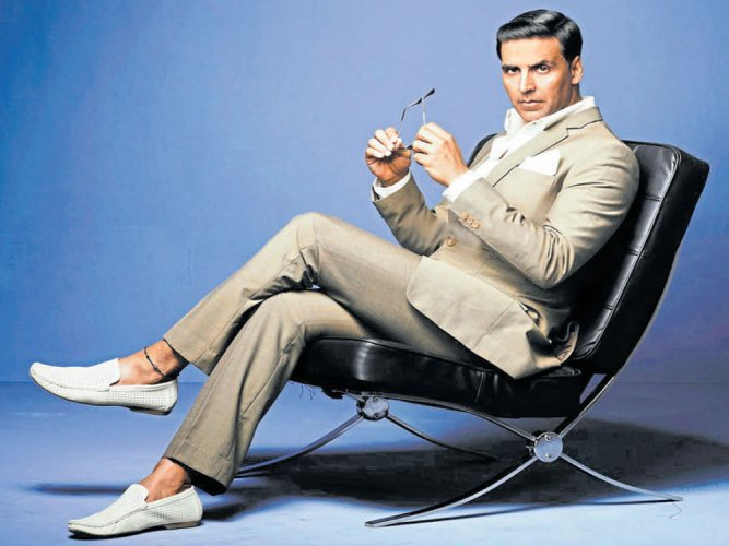 Akshay refuted reports that he was in on a project based on National Security Advisor Ajit Doval.
