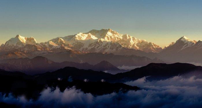 Kanchenjunga view of Sandakphu