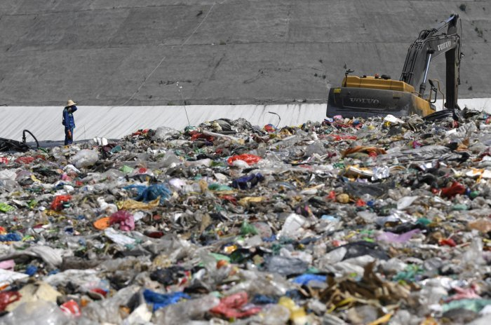 Huge quantities of waste have since been redirected to Southeast Asia, including Malaysia, Indonesia and to a lesser degree to the Philippines. Reuters Photo