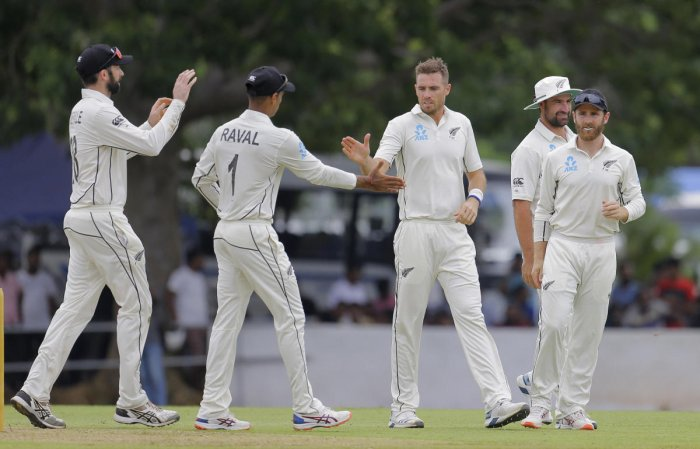 New Zealand will look to secure the top spot in Test cricket in the upcoming Sri Lanka series. (PTI file photo)
