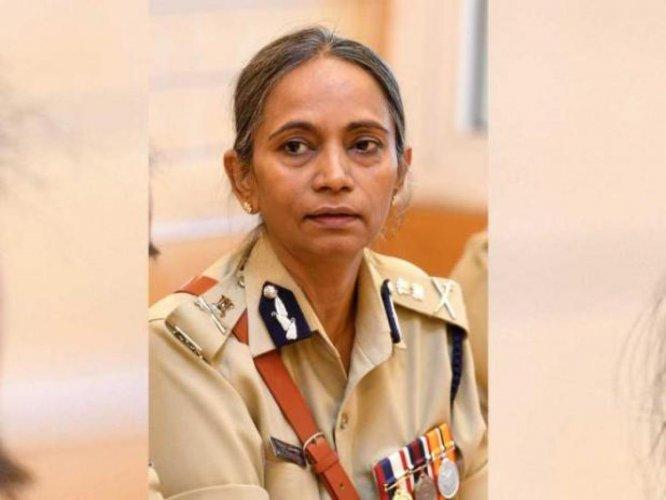 DG & IG Neelmani Raju. File photo
