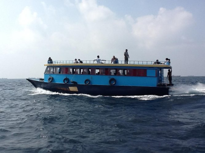 The ferry service was shifted to Rameswaram from Dhanushkodi in 1964 after floods washed away the island. The file photo for representation
