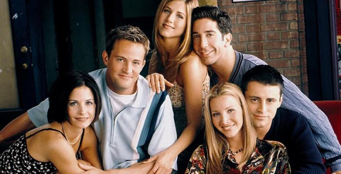 There's no reunion or a movie but the six fan favourites -- Monica, Rachel, Phoebe, Chandler, Joey and Ross -- are coming together for a re-run of the beloved sitcom on account of its 25th anniversary.