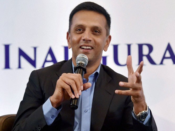 Dravid, one of the most respected figures in Indian cricket, found himself embroiled in a conflict of interest case after his appointment at NCA since he is an employee of India Cements which owns the Chennai Super Kings franchise in the IPL. (PTI File Photo)