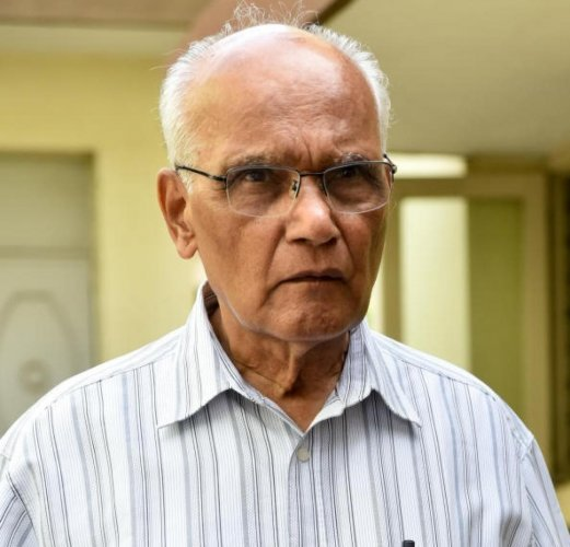 Award-winning Kannada writer SL Bhyrappa