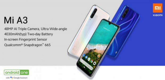 Image result for xiaomi a3