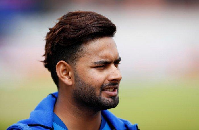 Rishabh Pant. (Reuters File Photo)