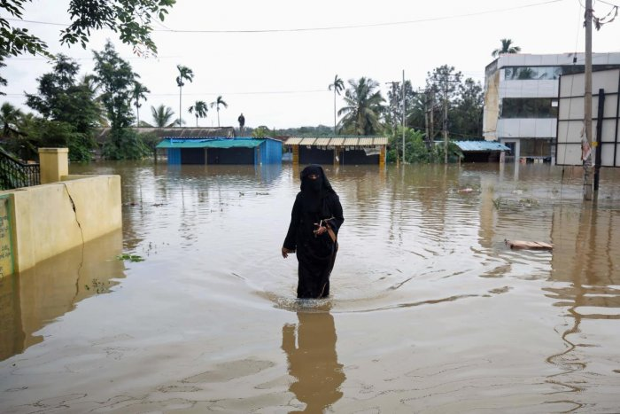 The rains from June to September are a lifeline for rural India, delivering some 70% of the country's rainfall, but they also cause death and destruction each year. (AFP Photo)