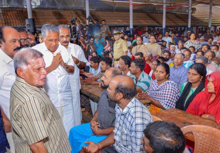 Kerala CM Pinarayi Vijayan (PTI Photo)