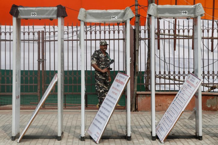 A multi-layered security arrangement, involving SWAT commandos and NSG snipers, is being put in place for the national capital in view of the Centre scrapping the constitutional provisions that gave Jammu and Kashmir a special status and tensions with Pak