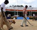 Tight security in Bangalore for Independence Day