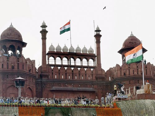 Independence day celebrations peaceful across the country