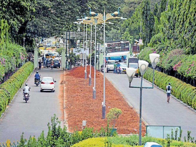 Lalbagh getting a facelift for Independence Day