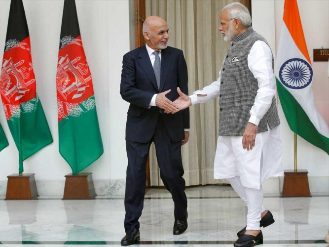 Prime Minister Narendra Modi on Thursday greeted Afghanistan which is all set to commemorate 100 years of its independence on August 19. (File Photo)