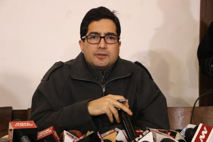 Faesal, who was bound for Istanbul, was detained at Delhi airport on Wednesday morning.