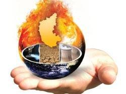 Karnataka  to weather climate change