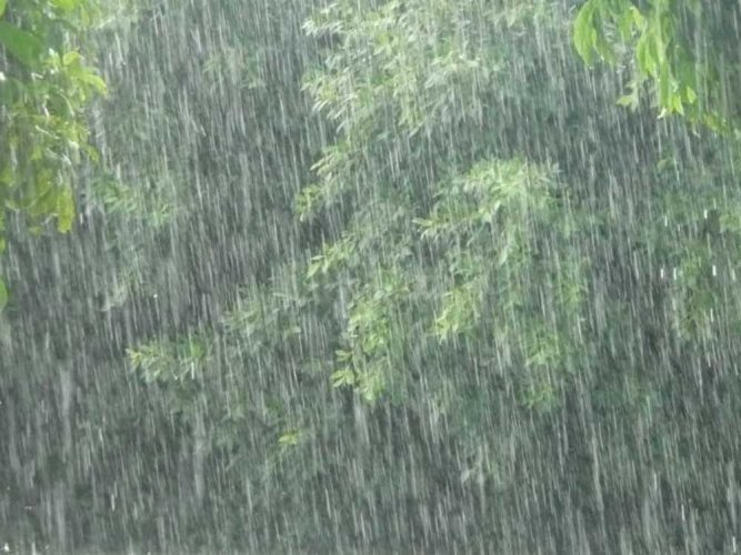 Climate change may cause more rainfall in tropical areas: NASA