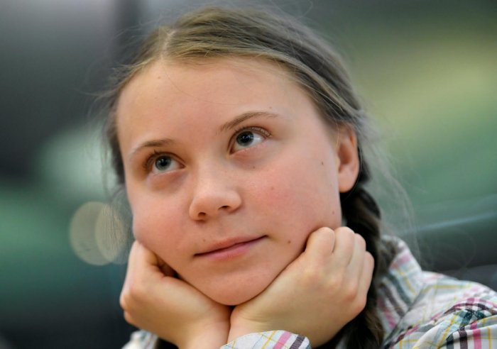 Greta Thunberg (Reuters File Photo)