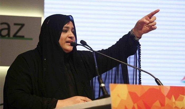 Nowhera Shaik of Heera Group of Companies. (DH Photo)