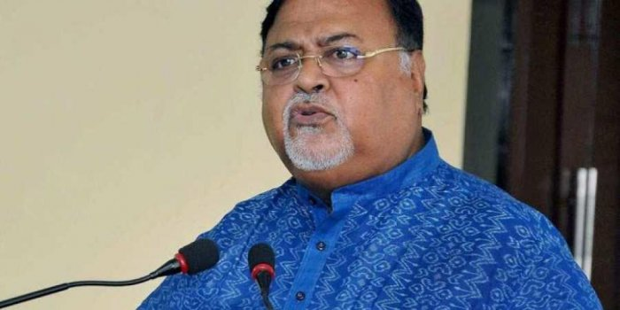 West Bengal Education minister Partha Chatterjee. (File Photo)