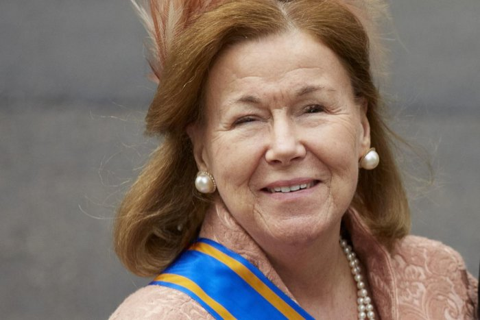Princess Christina, the sister of the former Queen of the Netherlands Beatrix, passed away on August 16, 2019 in The Hague, according to the Dutch Royal House. AFP Photo