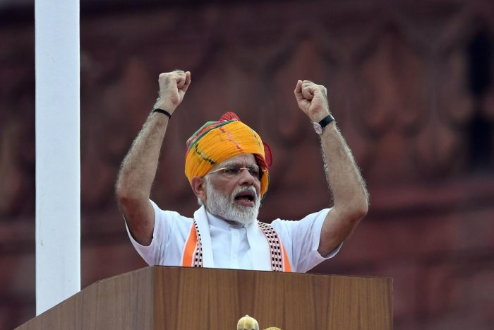 PM Modi in his Independence Day speech spoke of the need to recognise and encourage wealth creators.