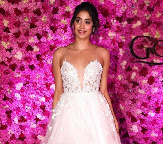 "It is for the first time that Jahnvi, who made her Bollywood debut with 2018's ""Dhadak"", will be working with Zoya. (File photo)"
